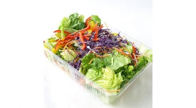 ローソンのカット野菜の安全性 消毒と添加物が危険らしい1