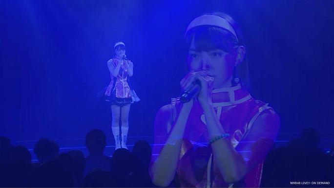 NMB48,太田夢莉.センター